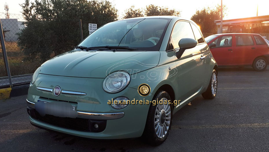 ΠΩΛΕΙΤΑΙ Fiat 500 Lounge (φώτο-πληροφορίες-τιμή)