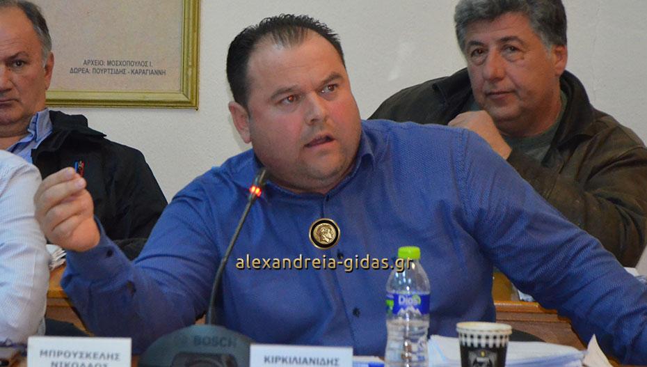 Τέλος από την Ώρα Ευθύνης ο Γιάννης Κιρκιλιαννίδης – ανεξαρτητοποιήθηκε (έγγραφο)