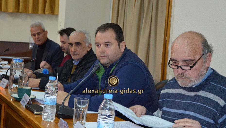 Ανεξάρτητοι και επίσημα Κυτούδης και Κιρκιλιαννίδης στο δημοτικό συμβούλιο Αλεξάνδρειας (φώτο-βίντεο)