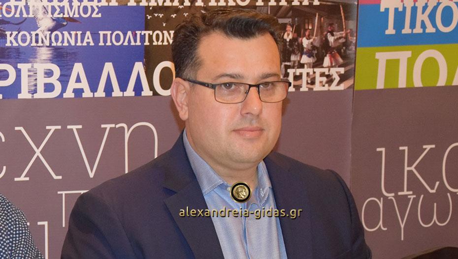 Κώστας Ναλμπάντης: «Θα πάρω μέρος στο debate της TV 100 αύριο Τρίτη»