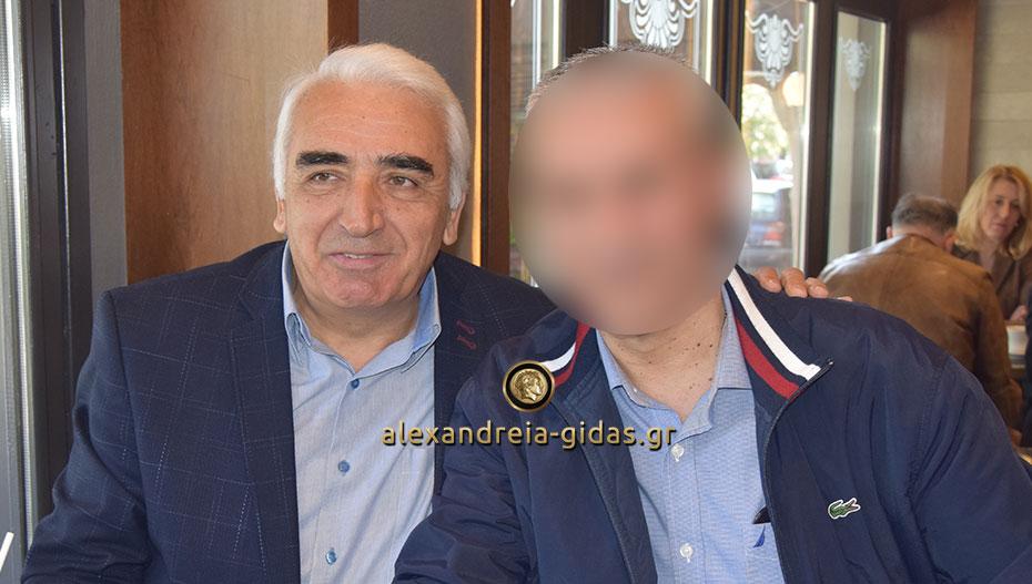 Νέα υποψηφιότητα δημοτικού συμβούλου ανακοίνωσε ο Μιχάλης Χαλκίδης (εικόνα)