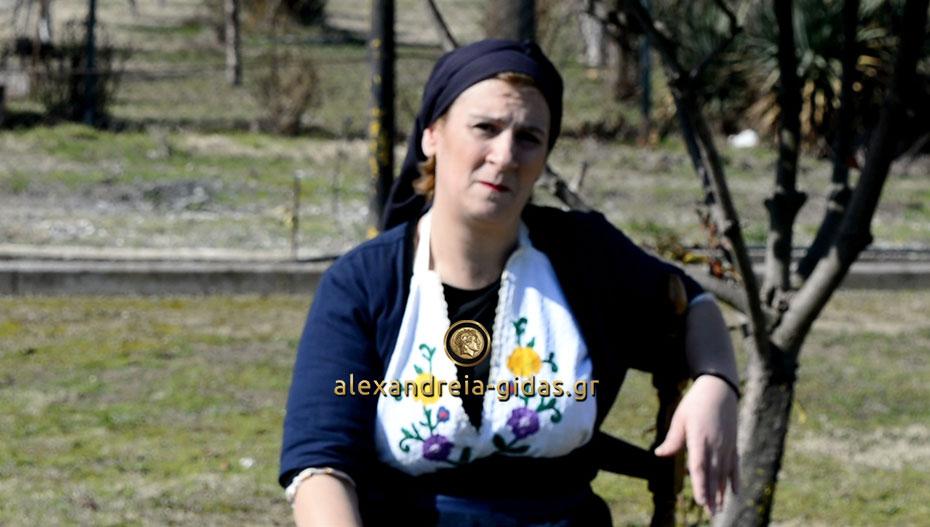 Καλή Σαρακοστή από την Λισσάβω από το Ρουμλούκι στο νέο επεισόδιο – δείτε! (βίντεο)