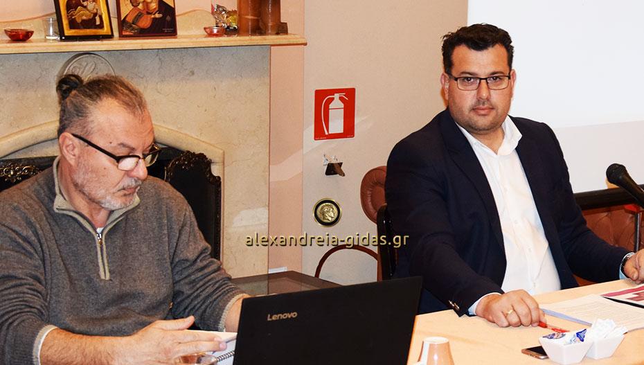 Όσα τόνισε ο Κώστας Ναλμπάντης στη συνέντευξη τύπου για τις εκλογές και τον συνδυασμό του