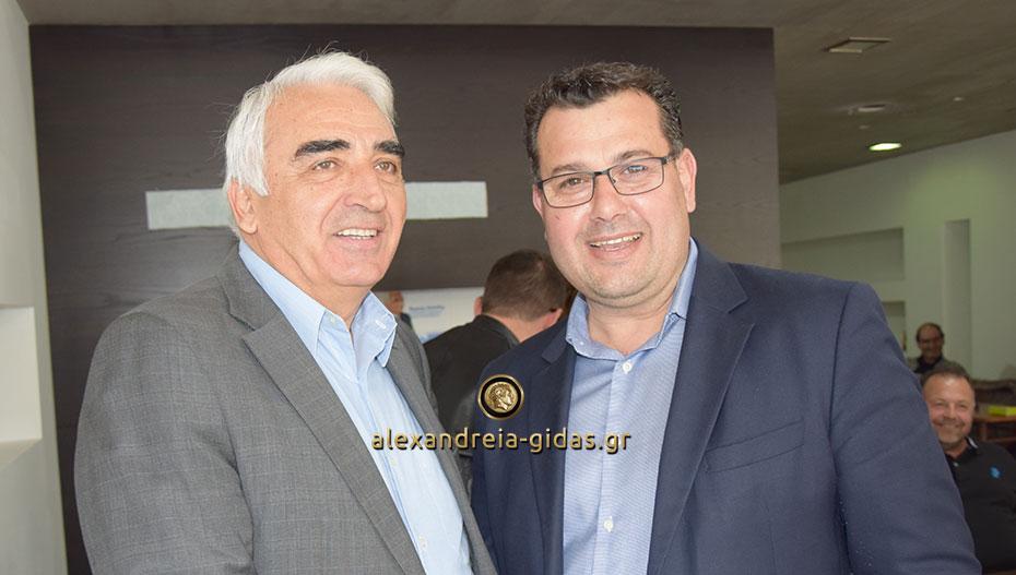 Συναντήθηκαν Χαλκίδης και Ναλμπάντης – τι δήλωσαν οι δύο υποψήφιοι δήμαρχοι (εικόνες-βίντεο)
