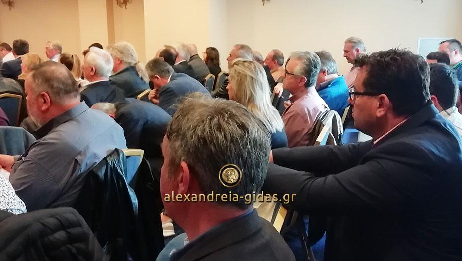 Σε ενημερωτική συνάντηση εκλογικού περιεχομένου στη Θεσσαλονίκη ο Κώστας Ναλμπάντης (εικόνες)
