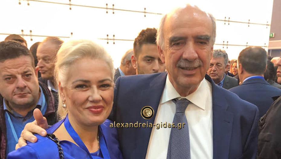 Ταύτιση απόψεων Μεϊμαράκη – Σουγιουλτζή: «Πρώτος στόχος ο μέσος Έλληνας – Ευρωπαίος πολίτης»