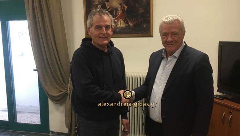 Ορκίστηκε ο Βασίλης Παπαδημητρίου και από σήμερα είναι δημοτικός σύμβουλος Αλεξάνδρειας (εικόνες)