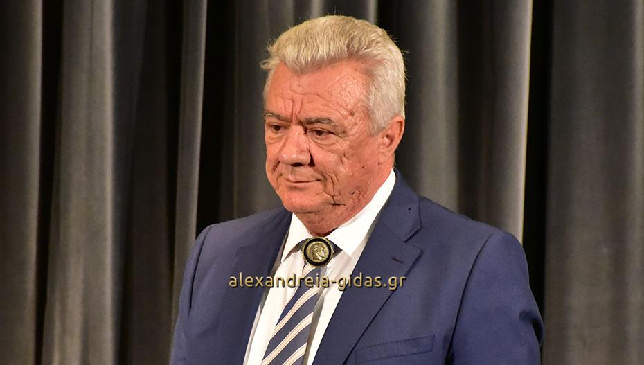 Άμεση παρέμβαση του δημάρχου Αλεξάνδρειας στον ΕΛΓΑ για το χαλάζι στη Μελίκη