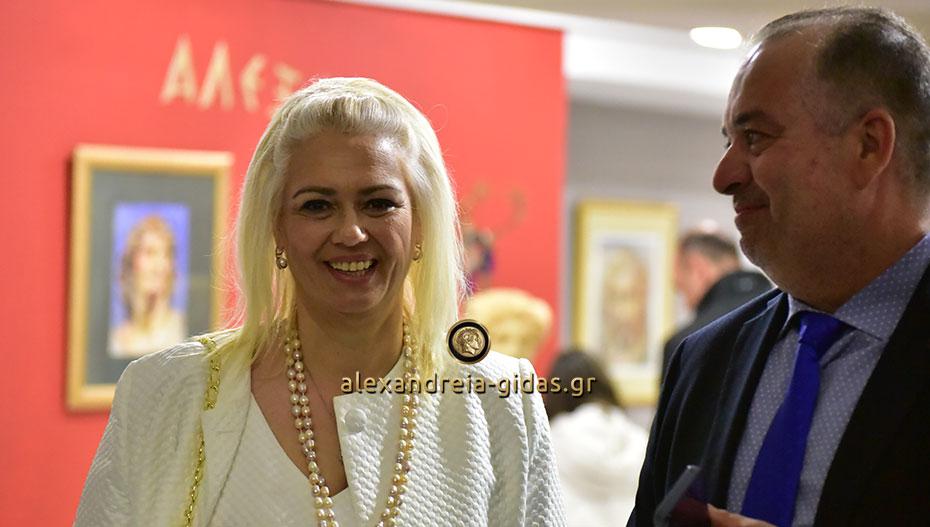 Η μεγάλη αποδοχή για την υποψηφιότητα της Ολυμπίας Σουγιουλτζή με τον Απόστολο Τζιτζικώστα