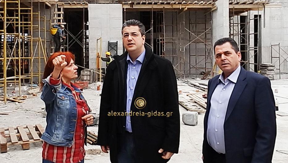 Τα ευρωπαϊκά έργα της Ημαθίας παρουσιάζει ο Κώστας Καλαϊτζίδης (δήλωση)