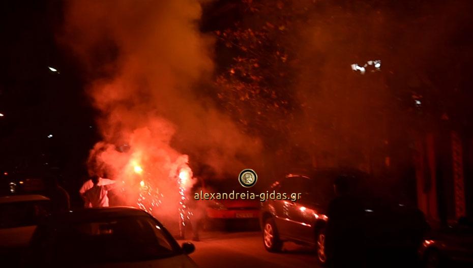 Οι εναλλαγές συναισθημάτων και οι πανηγυρισμοί και των δύο πλευρών χτες στην Αλεξάνδρεια (βίντεο)