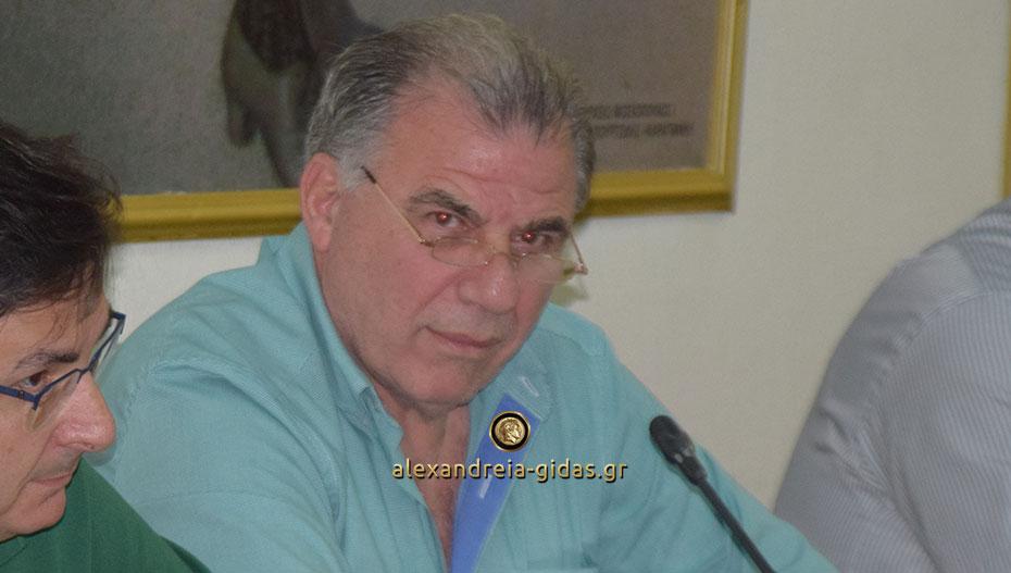 Γιώργος Θεοχάρης: «Έκλεισε ο κύκλος μου στο δημοτικό συμβούλιο» (βίντεο)