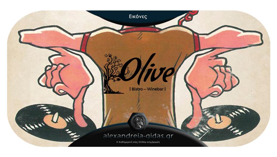 Με βινύλια του Pitsika η Παρασκευή στο OLIVE Bistro – η επιστροφή του σεφ φέρνει γευστικές εκπλήξεις!