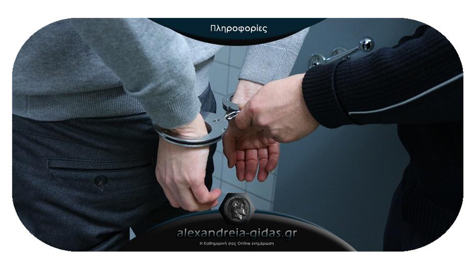 Ποινή φυλάκισης 4 ετών είχε ο 43χρονος άντρας που συνελήφθη χτες στην Αλεξάνδρεια
