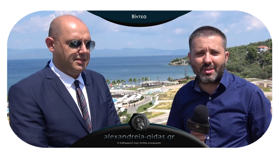 Κώστας Τζικόπουλος: Αυτός είναι ο Γενικός Διευθυντής στο MIRAGGIO από την Αλεξάνδρεια!