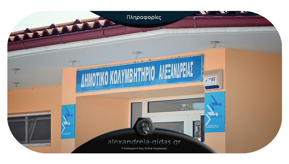 1 θέση εργασίας στον δήμο Αλεξάνδρειας
