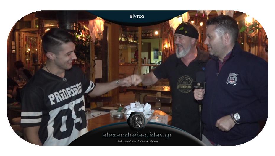 Ποιος κέρδισε ένα τραπέζι για δύο άτομα στο OLIVE Bistro στον πεζόδρομο!