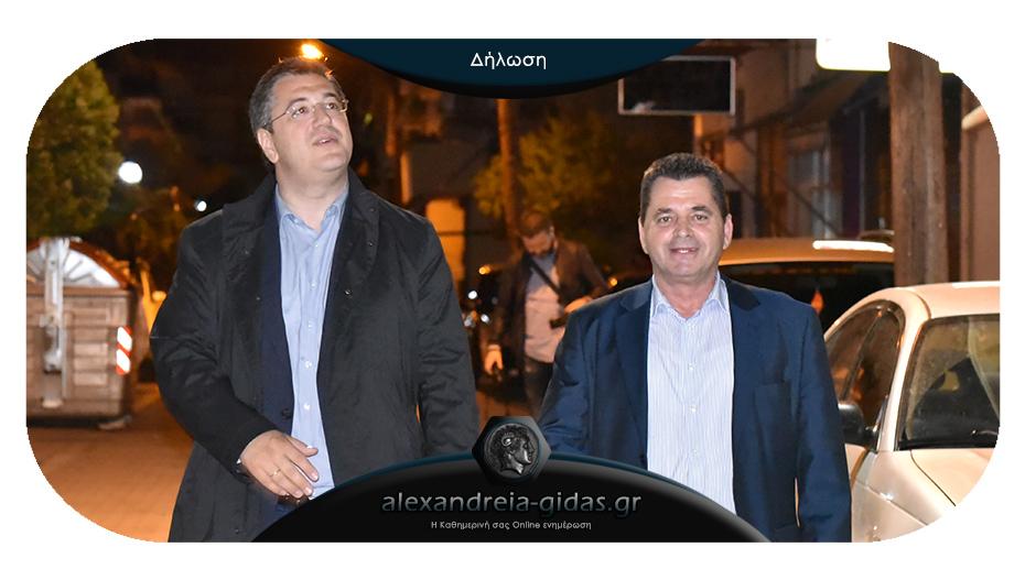 Καλαϊτζίδης για την νίκη Τζιτζικώστα: «Ο Απόστολος τιμά την Αυτοδιοίκηση»