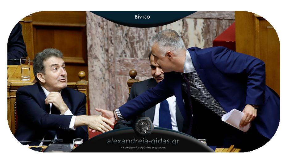 Τσαβδαρίδης σε Φωτίου: Ντροπή να μιλάτε για «πραξικοπήματα» την ώρα που στηρίζετε τους μπαχαλάκηδες!