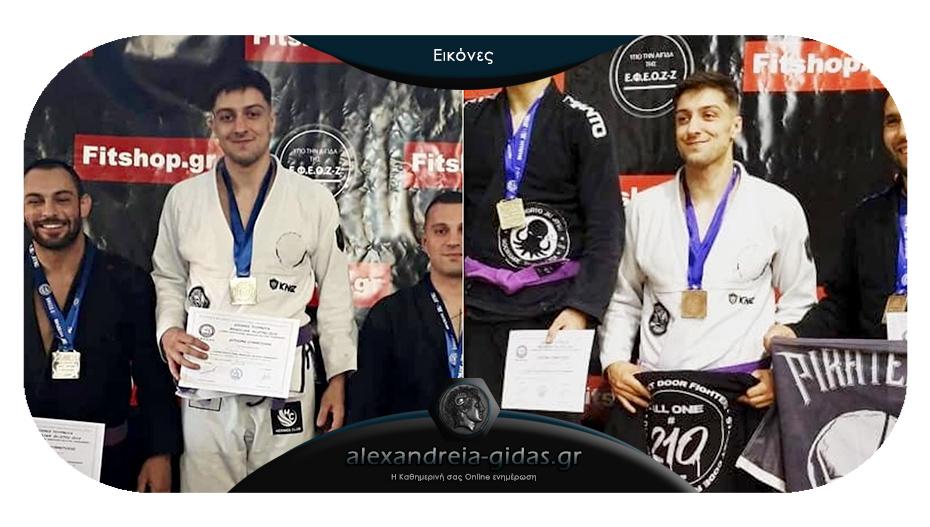 Μπράβο Αντώνη! Πρώτος στο Brazilian Jiu Jitsu και στην Αθήνα!