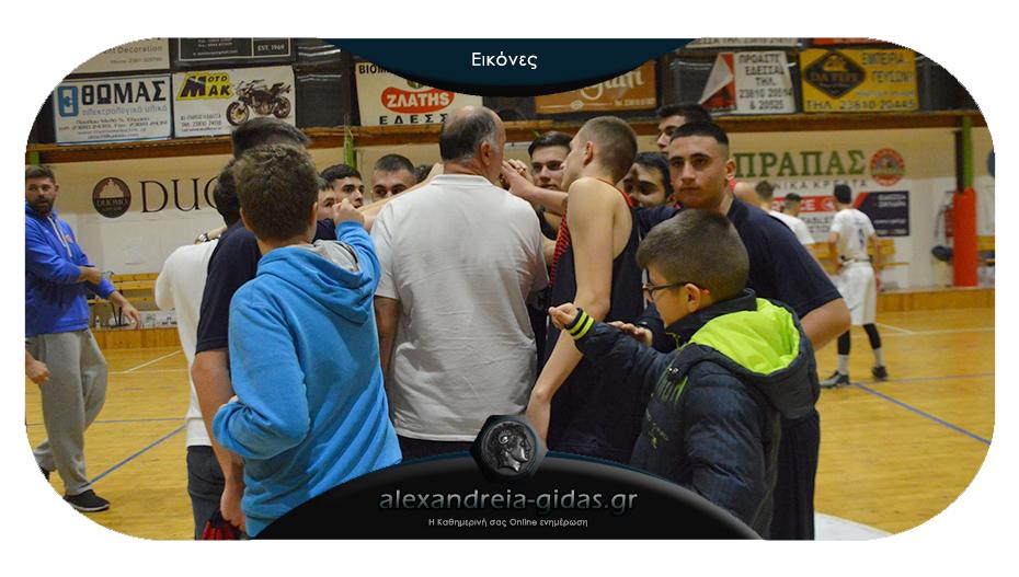 Μεγάλη διάκριση για τον ΑΘΛΟ Αλεξάνδρειας: Αργυρό μετάλλιο στην Κεντρική Μακεδονίας για την εφηβική ομάδα