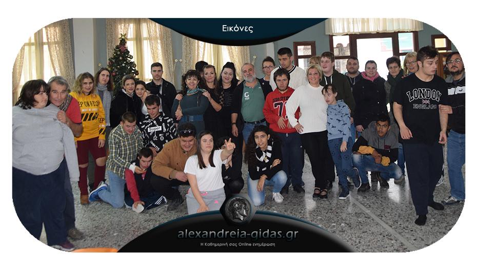 Στον Σύλλογο Ποντίων το ΕΕΕΕΚ Αλεξάνδρειας την Παγκόσμια Ημέρα Ατόμων με Αναπηρία