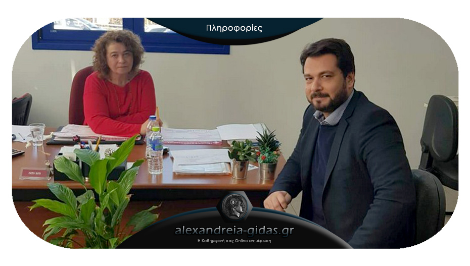 Στον ΕΛΓΑ στη Βέροια ο Τάσος Μπαρτζώκας – ζήτησε την άμεση έκδοση των πορισμάτων για αποζημιώσεις