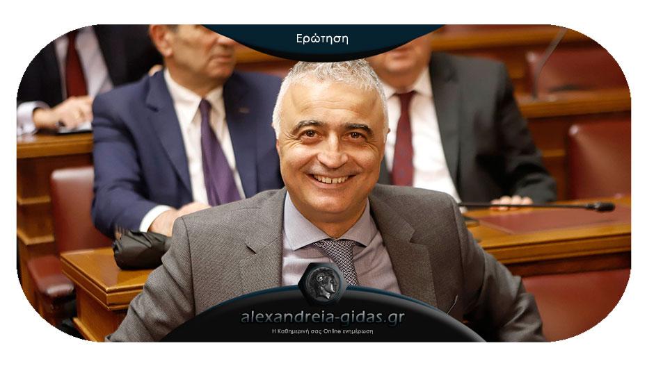 Για την αναστάτωση αγροτών της Ημαθίας για τα De Minimis και το κομβούζιο ο Λ. Τσαβδαρίδης
