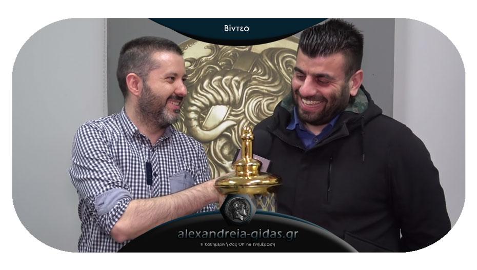 Ποιος κέρδισε την δωροεπιταγή αξίας 150 ευρώ στην κλήρωση του COEN Bar!