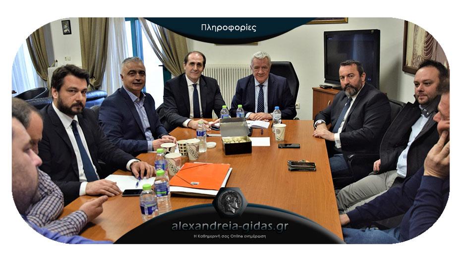 Σύσκεψη στο δημαρχείο για την επαναλειτουργία της ΕΒΖ στο Πλατύ