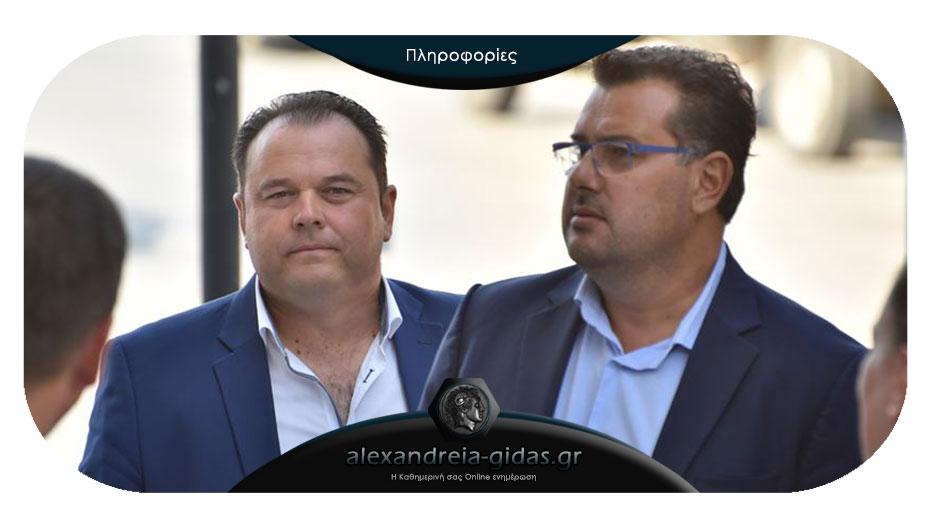Ο Γιάννης Κιρκιλιαννίδης αρχηγός της παράταξης «Αξίζουμε καλύτερα» στη θέση του Κώστα Ναλμπάντη