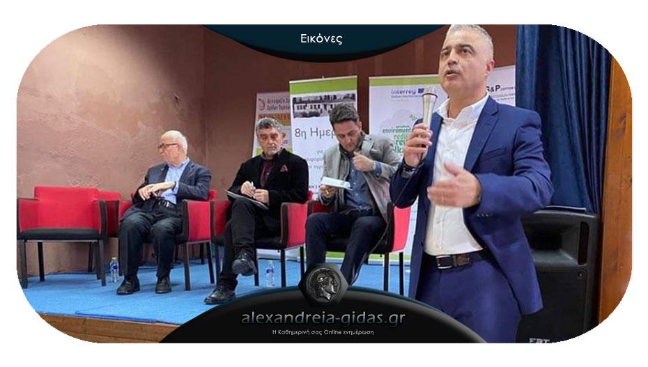 O Λ. Τσαβδαρίδης από τα Τρίκαλα: Πολλαπλάσια οφέλη από τη σύνδεση της αγροτικής οικονομίας με την αειφόρο ανάπτυξη