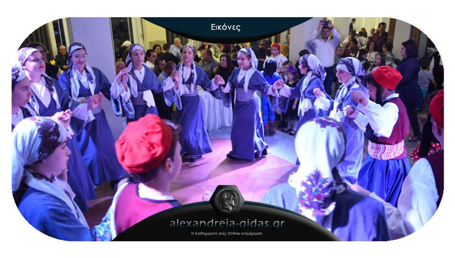 Πέτυχε ο ετήσιος χορός του συλλόγου «Νικόλαος Λιούσης» στον Κολινδρό