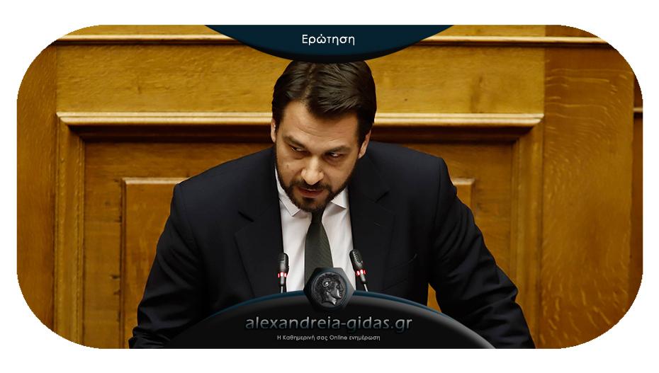 Έφερε στη Βουλή τις καθυστερήσεις των αποζημιώσεων για τους παραγωγούς ο Μπαρτζώκας