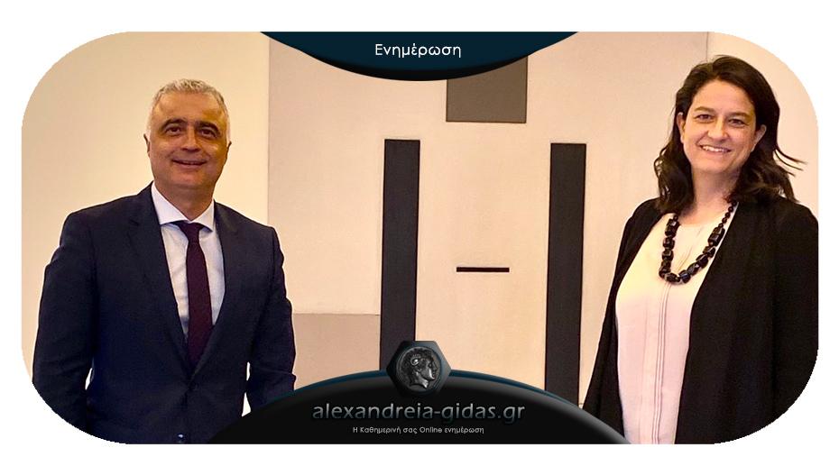 Συνάντηση Τσαβδαρίδη – Κεραμέως: Συζητήθηκαν τα φλέγοντα ζητήματα των Εκπαιδευτικών