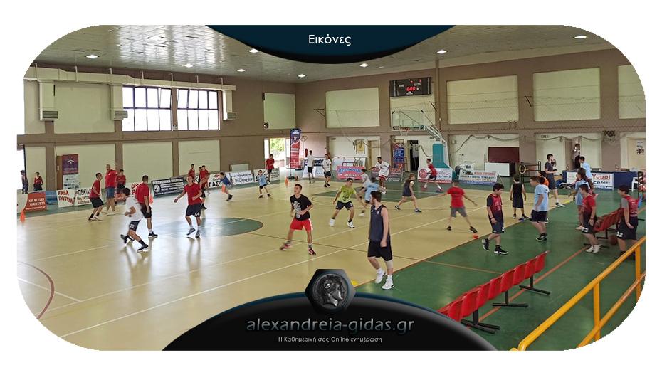 Γέμισε και πάλι το γήπεδο ο ΑΘΛΟΣ Αλεξάνδρειας με το 7ο Basketball Camp!