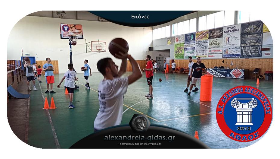 Από τη Δευτέρα η Β' Περίοδος του 7ου ATHLOS Summer Basketball Camp – οι εγγραφές συνεχίζονται!