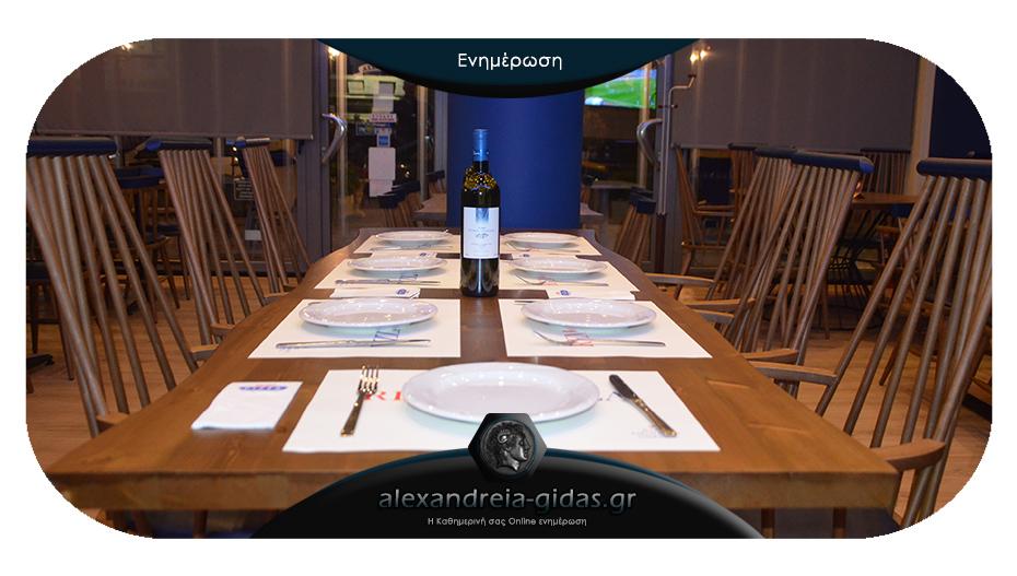Τέλος στο όριο των 6 ατόμων ανά τραπέζι στα καφέ και στα εστιατόρια