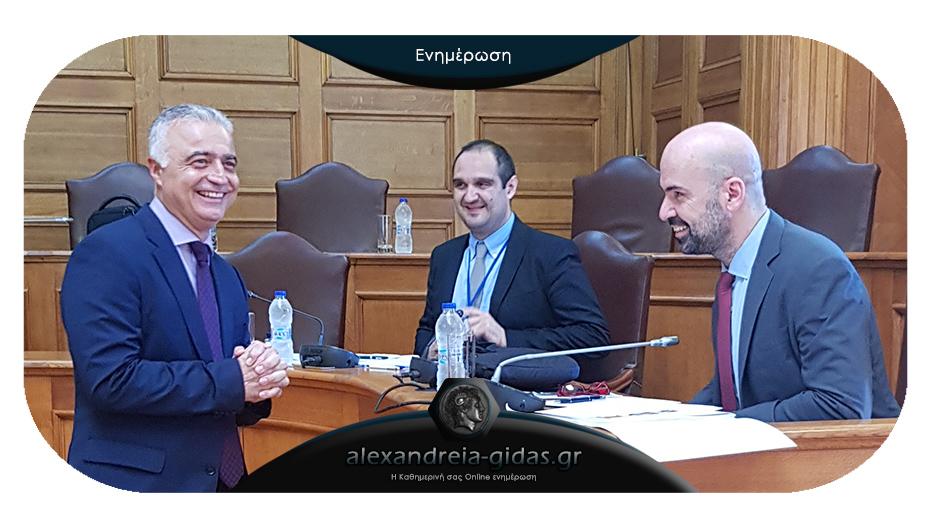 Τσαβδαρίδης: «Σε σωστή πορεία η οικονομία της χώρας, όπως καταδεικνύουν τα στοιχεία της ΕΛΣΤΑΤ»