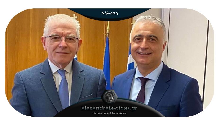 Τσαβδαρίδης: «Στις 12 Αυγούστου η καταβολή του 35% των αποζημιώσεων στους παραγωγούς»