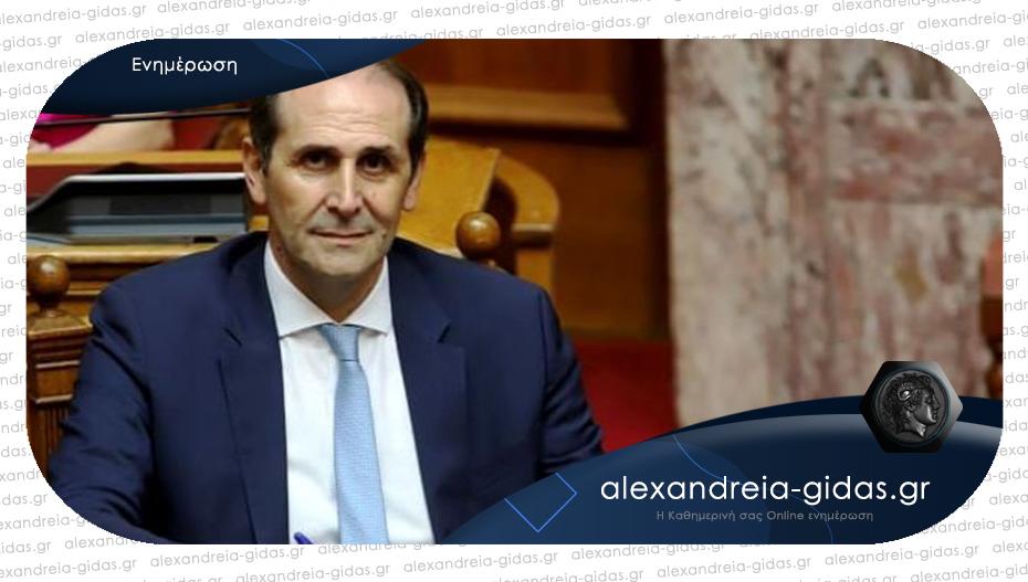 Απ. Βεσυρόπουλος : «Μέτρα μείωσης ενοικίων και τον Μάιο – κατ' εξαίρεση αίτηση Επιστρεπτέας Προκαταβολής 7»