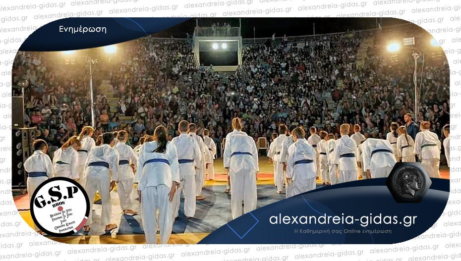 Υπόσχεται κάτι δυνατό για την επόμενη χρονιά ο ASKA GSP BROS στην Αλεξάνδρεια!