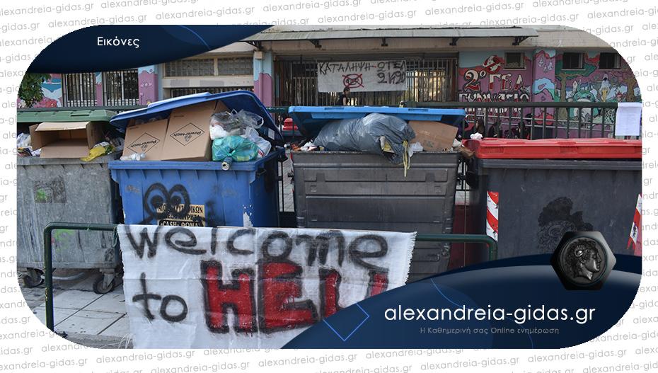 Καταλήψεις σε 6 σχολεία του δήμου Αλεξάνδρειας – ποια Γυμνάσια και Λύκεια είναι κλειστά