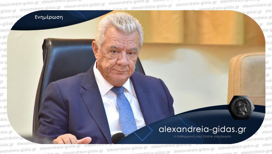 Τι θα γίνει αύριο Δευτέρα με τα σχολεία στην Αλεξάνδρεια; Απαντάει ο δήμαρχος Παναγιώτης Γκυρίνης