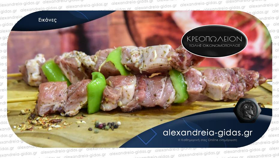 Βρείτε τα αγαπημένα σας ελληνικά, ντόπια κρέατα και αυτό το Σάββατο στο κρεοπωλείο «ΤΟΛΗΣ»!