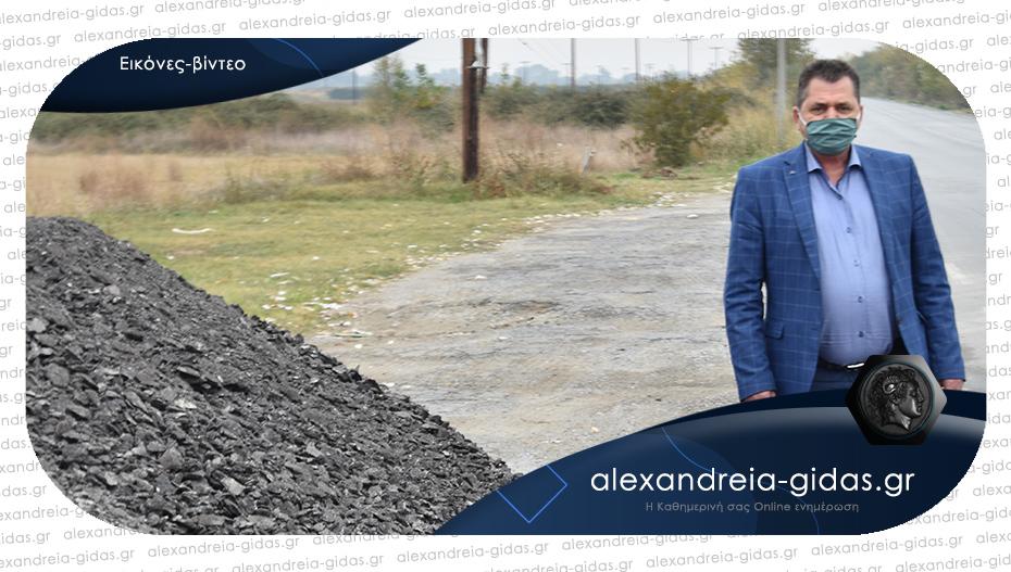 Στην Κυψέλη βρέθηκε ο Κώστας Καλαϊτζίδης – ποια έργα προανήγγειλε στον δήμο Αλεξάνδρειας
