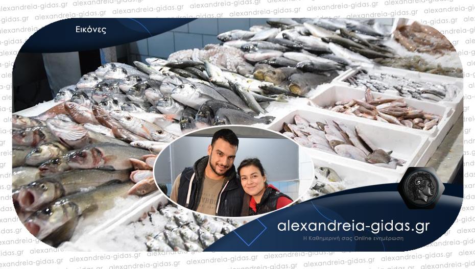 Ψαράδικο ΤΣΟΛΑΚΙΔΗΣ: Την Τρίτη με τη φρεσκάδα της θάλασσας στην Αλεξάνδρεια!