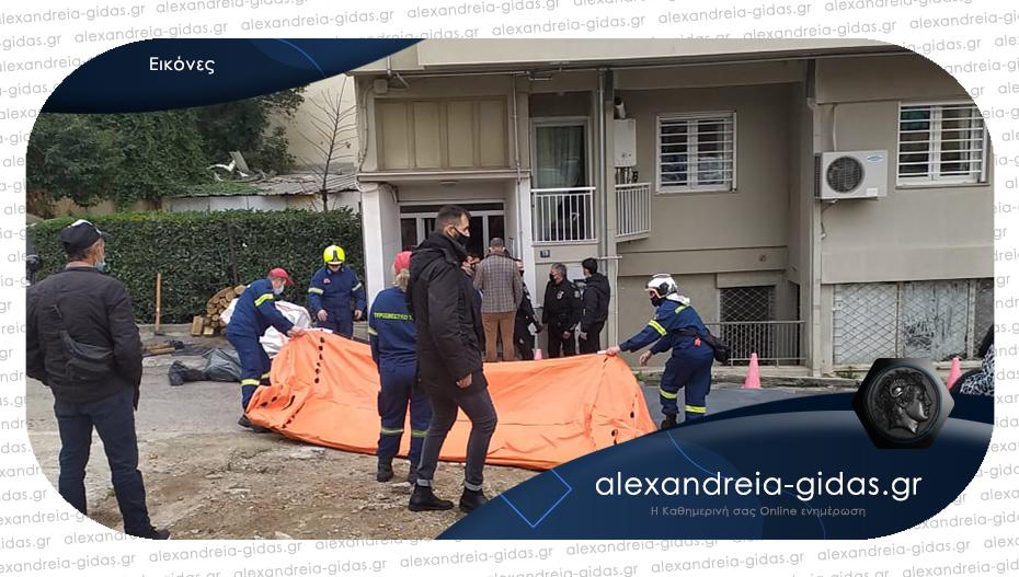 Απειλούσε να πέσει από ταράτσα πολυκατοικίας στη Θεσσαλονίκη
