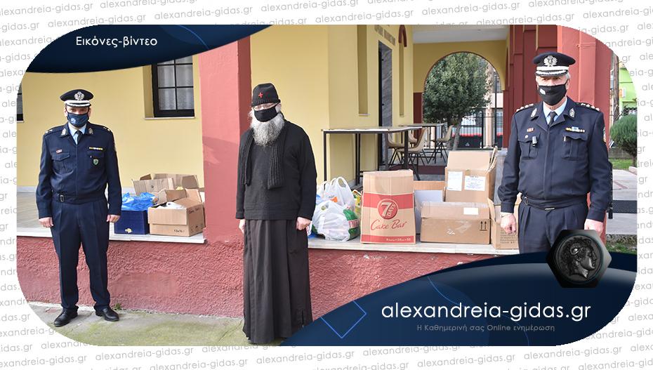 Η καλή πράξη των αστυνομικών του δήμου Αλεξάνδρειας