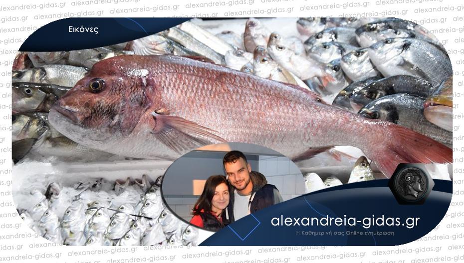 Ψαράδικο ΤΣΟΛΑΚΙΔΗΣ στην Αλεξάνδρεια: Με φρέσκα και ψητά ψάρια σήμερα Σάββατο!